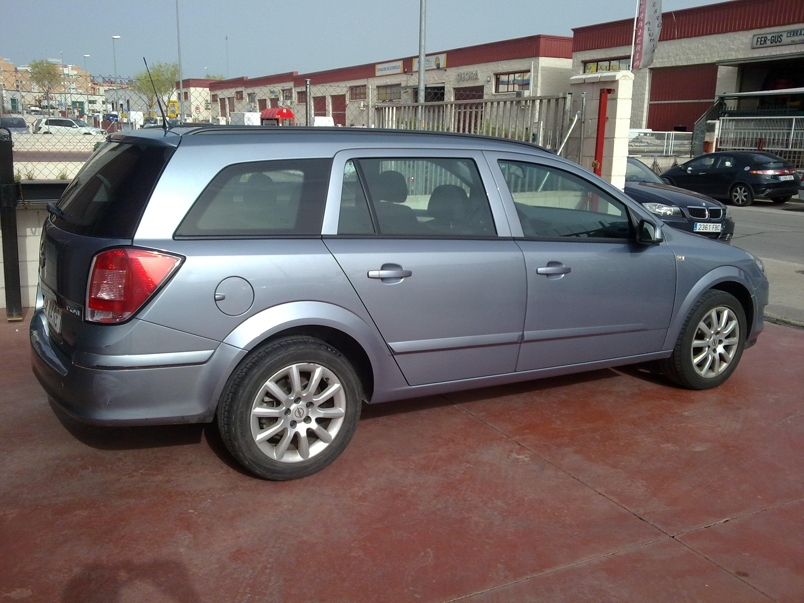 coches de la marca OPEL en Madrid